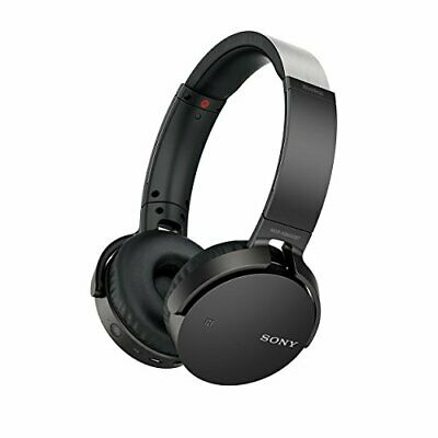 Sony MDRXB650BT/B Extra Bass Bluetooth Headphones, Black 5