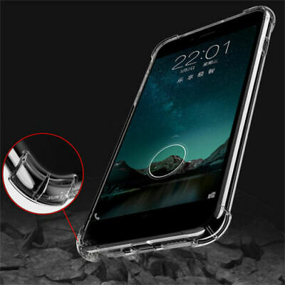 Shockproof Case For Samsung Galaxy A70 A50 A40 A30 A20 A10 Clear Silicone Cover 9