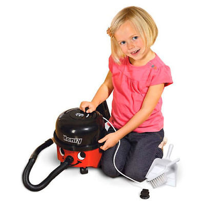 Henry Hetty Vacuum Cleaner Vacuum Hoover Casdon + Accessories Kids Role Play Toy 3