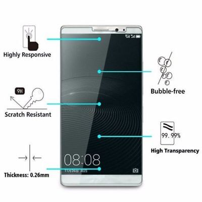 Tempered Glass Screen Protector F Huawei P20 Pro P8/P9/P10Plus/Lite P Smart 2019 5