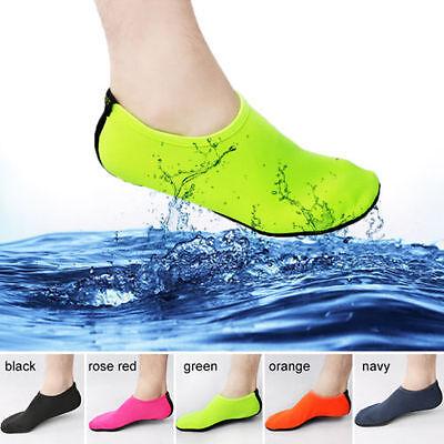 Strand Tauchen Aqua Socken Neoprensocken Wasserschuhe Badeschuhe Schwimmschuhe