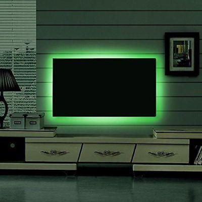 5V 1M-5M Usb Power Led Strip Lights Tv Back Rgb Colour Changing + Remote Control 5
