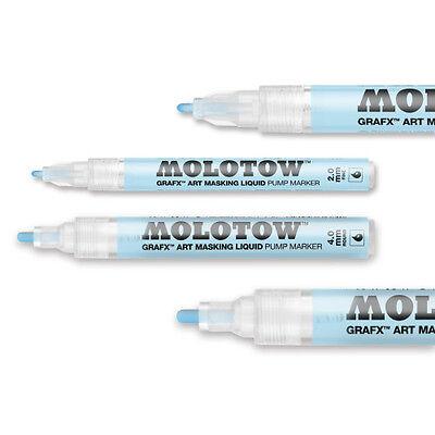 Molotow GRAFX - Art Masking Liquid Marker / Masking Fluid Pen