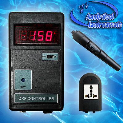 Redox/orp-Controller Regler Steuergerät Ozon Aquarium Teich Süss-/salzwasser P17 4