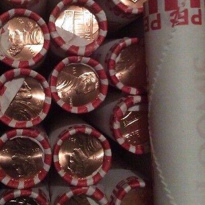 2017 P Lincoln Cent Roll Philadelphia Mint PLUS { BONUS } 3