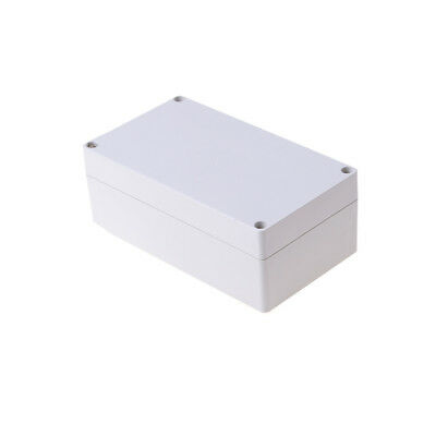 158x90x60mm Waterproof Plastic Electronic Project Box Enclosure Case  A* 2