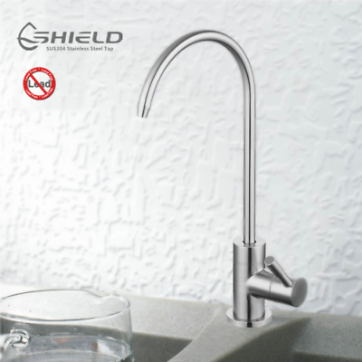 Twin Undersink Drinking Water Filter System 2 Stages Shield  WaterMark Certified 3