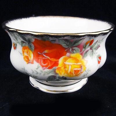 """PACIFIC ROSE Royal Albert Cereal Bowl 6.25"""" diameter  Bone China NEW NEVER USED 5"""