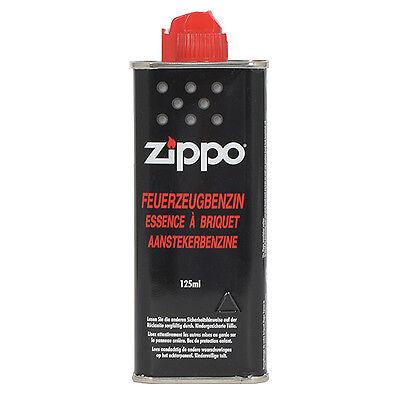 Feuerzeugbenzin ZIPPO 3 x Original Benzin je 125 ml Zippo Feuerzeuge