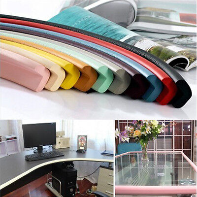 1PcTable Edge Corner Guard Foam Cushion Strip Baby Safety Inexpensive 10 Colors 4