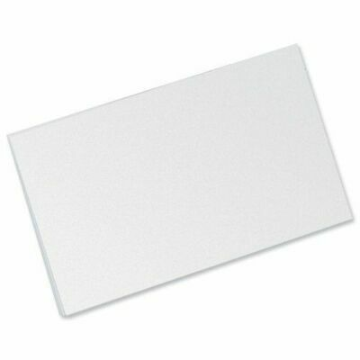 Silvine Record Cards Revision/Flash White/Ruled or Coloured for school/office 7