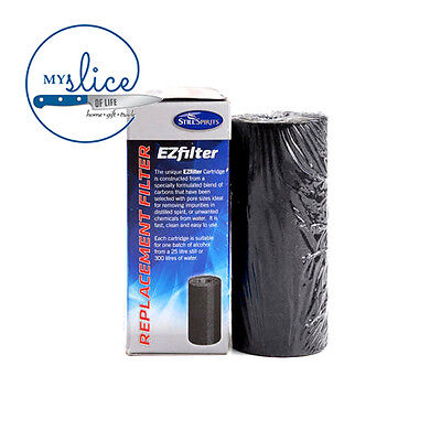 10x Still Spirits Replacement EZ Filter Cartridges -  Carbon / Spirit Making