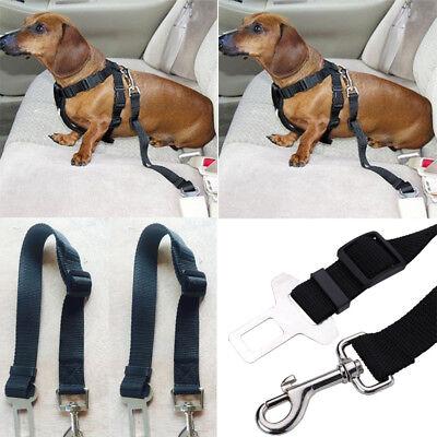 Car Vehicle Safety Seat Belt Restraint Harness Leash Travel Clip for Pet Cat Dog