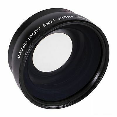 Wide Angle Macro Lens For Canon Eos Digital Rebel 6D XT T3 T3I T4I  for 18-55 2