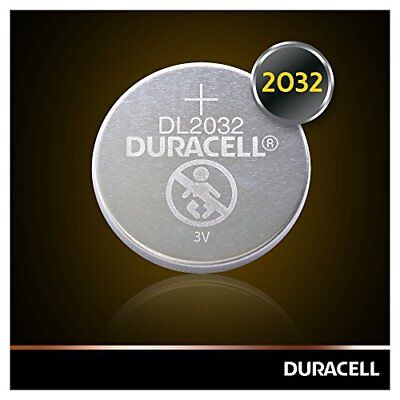 2 Piles CR2032 DURACELL Bouton Lithium 3V DL2032 DLC 2028 2