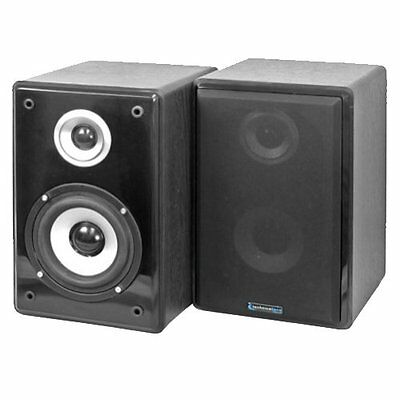 Technical Pro RX40U Receiver and Speaker Set with Remote, USB & SD Refurbished 3