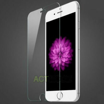 Hq Premium Real Tempered Glass Screen Protector For Iphone Se 5S 5C 5 Case Clear 5