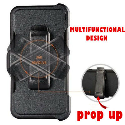 For Apple iPhone 6S/6S Plus Case Cover{Belt Clip Holster fits Otterbox Defender} 4