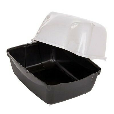 Cat Litter Tray Outdoor Waterproof Hood Outside Use Deep Tray Large Cats 6