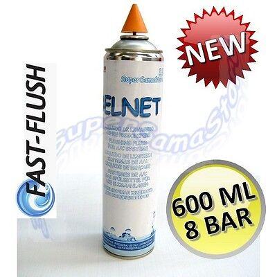 3S Detergente Belnet Pulizia Fai Da Te Impianto Condizionatore Bombola Con Cono 2