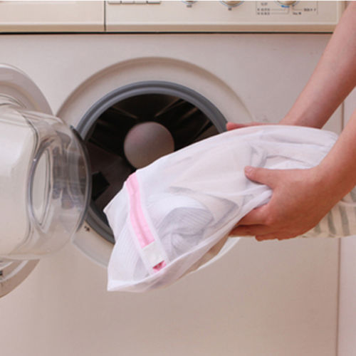 2xsac à linge zippé à lessive filet de lingerie sous-vêtements de soutien-gorLTA 2