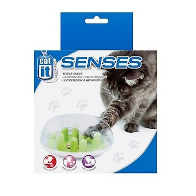 Catit Senses Treat Maze Cat Toy & Food Dispenser