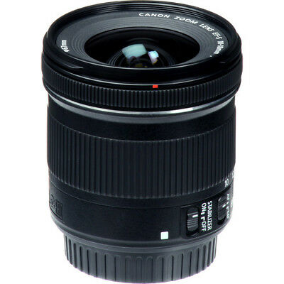 Canon EF-S 10-18mm f/4.5-5.6 IS STM Lens - 9519B002 - Brand New 5