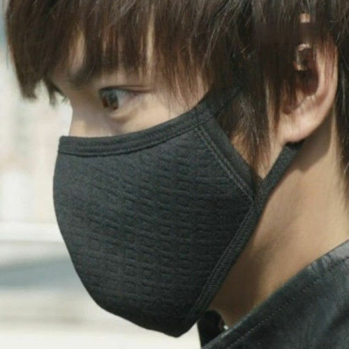 2016 Kpop Men Women Cycling Anti-Dust Cotton Face Mouth Mask Respirator 2Pcs 2
