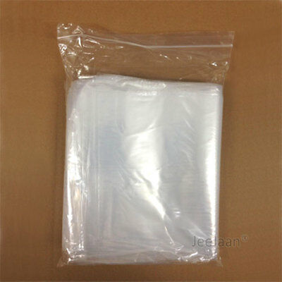 Grip Seal Bags Self Resealable Grip Poly Plastic Clear Zip Lock MIX [All Sizes] 4
