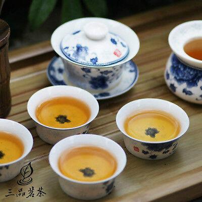Good Lapsang Souchong tea Superior Black Tea Organic Zhengshanxiaozhong Lose tea 4