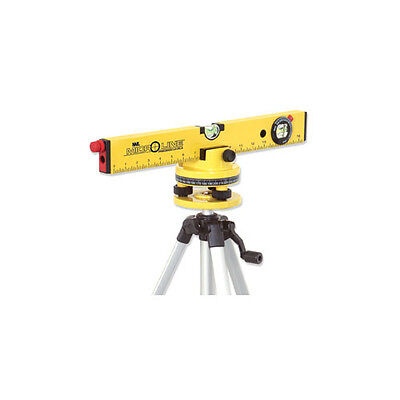 6pc MICRO-LINE PRECISION LASER LEVEL KIT WITH TRIPOD MADE BY MICHIGAN INDUSTRIAL