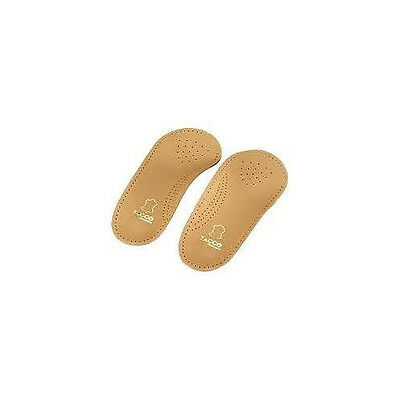 7658cbf026 ... TACCO 650 3/4 Elastic Orthotic Arch Support Leather Shoe Insoles Inserts  5