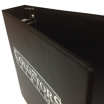 Ultra Pro Collectors Trading Card Ring Album/Binder/Folder For A4 9 Pocket Pages 4