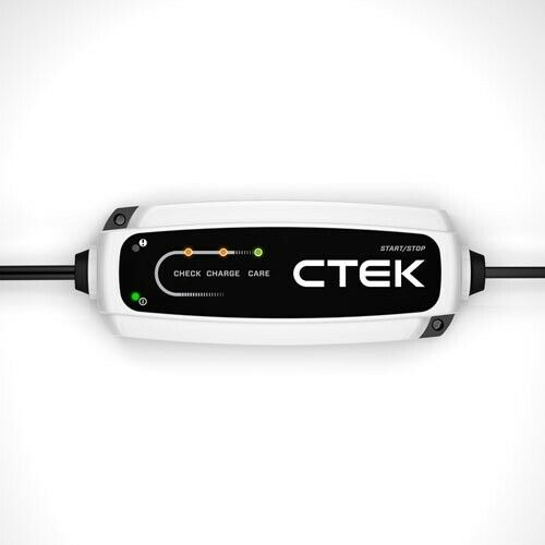 CTEK CT5 Start / Stop Battery Charger & Maintainer 40-106 5 Year Warranty 3