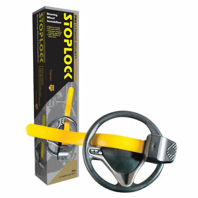 Stoplock Professional Pro Steering Wheel Lock Anti-Theft Thatcham Cat 3 Approved 2