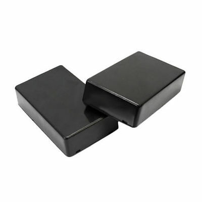 5X Plastic Electronic Project Box Enclosure Instrument Case 100x60x25mm Hot 3
