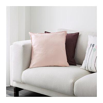 IKEA GURLI 40% COTTON 40x 40 DECORATIVE PILLOW CUSHION COVERS Impressive Ikea Euro Pillow Covers