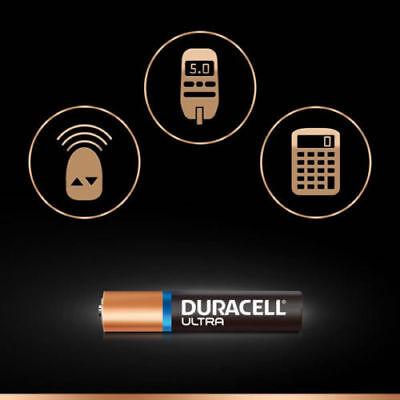 2 X Duracell AAAA 1.5 V Ultra Piles Acalines MN2500 MX2500 E96 LR61 3