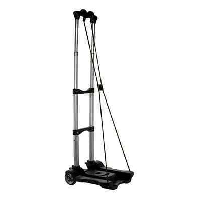 Samsonite Luggage Carseat Box Compact Folding Cart Lightweight Travel Adjustable