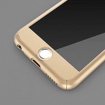 iPhone 6 6s Plus Schutz 360° Handyhülle Tasche Case Hülle Schutzhülle Cover Etui 7