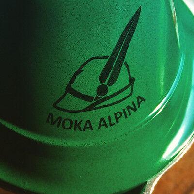 BIALETTI Caffettiera Moka Alpina 3 Tazze Limited Edition Coffee Maker 3 Cups 4