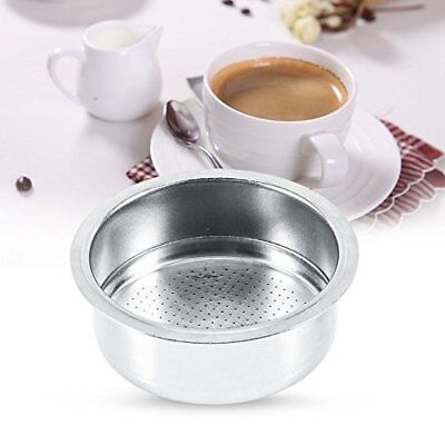 Coffee Filter Coffee 2 Cup 51mm Pressurized Filter Basket For Breville De... New 6