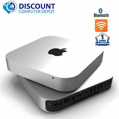 Apple Mac Mini A1347 (Late 2014) Core i5 4GB 500GB HD HDMI MGEM2LL/A Mojave 2