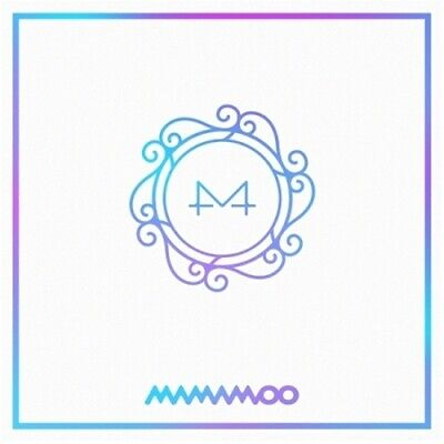 Mamamoo-[White Wind] 9th Mini Album CD+Poster+Booklet+Card+Frame+Special+Gift 12