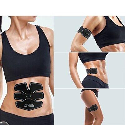 Elettrostimolatore Vers. 2 Per Stimolare I Muscoli Addominali Braccia Gambe 4