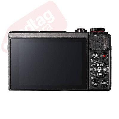 Canon PowerShot G7x Mark II 20.1MP Digital Camera 4.2x Optical Zoom Full-HD 3