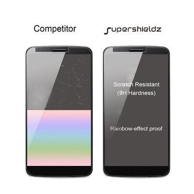 3X Supershieldz Tempered Glass Screen Protector for Motorola Moto Z3 / Z3 Play 4