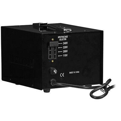 Transformador De Corriente De 220V A 110V Y 110-220V Potencia 1000W Convertidor 4