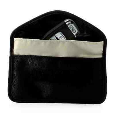 Genuine Car Key Keyless Entry Fob Signal Blocker Faraday Bag - Larger Version 5