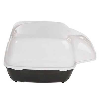 Cat Litter Tray Outdoor Waterproof Hood Outside Use Deep Tray Large Cats 4